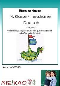 Üben zu Hause Deutsch - Kopie