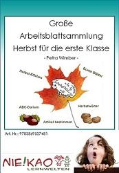 Arbeitsblattsammlung Herbst - Kopie
